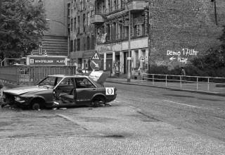 Senefelder Platz 1991