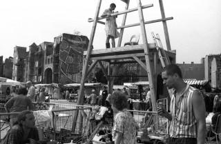 Flohmarkt 1995