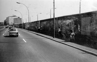 Eastside Gallery 1990