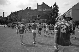 Sportplatz Mitte 1992