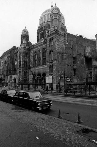 Oranienburgerstr. 1991